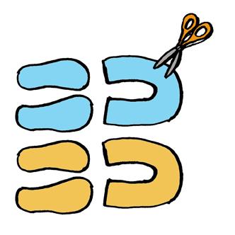 365 saker du kan slöjda » Sy broderitofflor